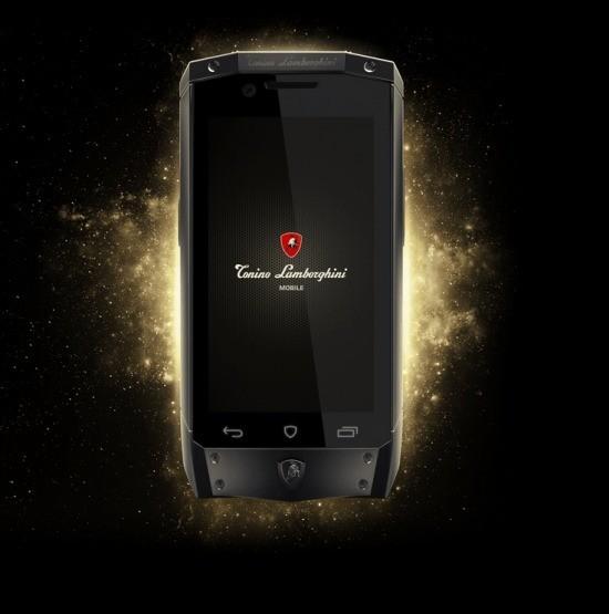 Antares: lo smartphone Android di Tonino Lamborghini a 3.000€