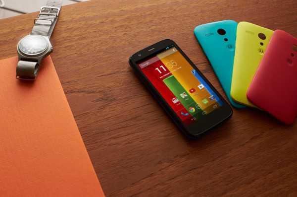 Motorola Moto G 4G è ufficiale