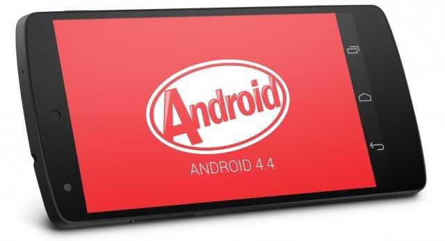 Gli ingegneri di Google hanno utilizzato un Nexus 4 con 512MB di RAM per ottimizzare Android KitKat