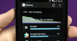 Nexus 5: test sulla batteria (video)