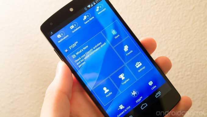 Sony lancia l'app dedicata alla Playstation 4 nel Google Play Store!