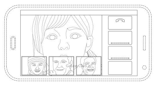 Galaxy S5 potrebbe supportare la multiconferenza video?