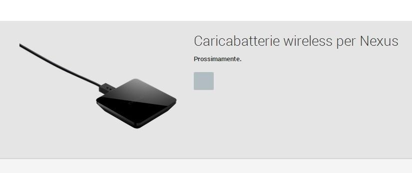 Nexus 5 | Arriva il caricabatterie Wireless compatibile anche con Nexus 4 e Nexus 7 (A breve anche in Italia)!