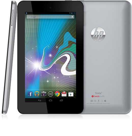 Nuovi tablet HP con Android e Tegra 3 e Tegra 4