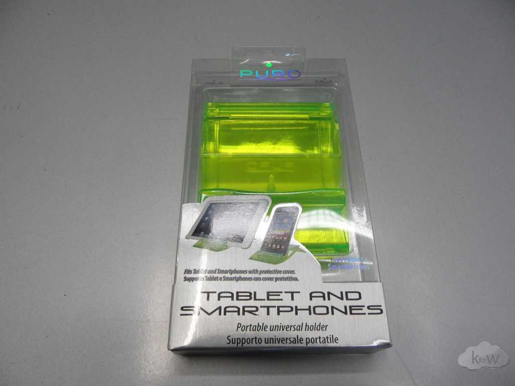 Portable universal holder