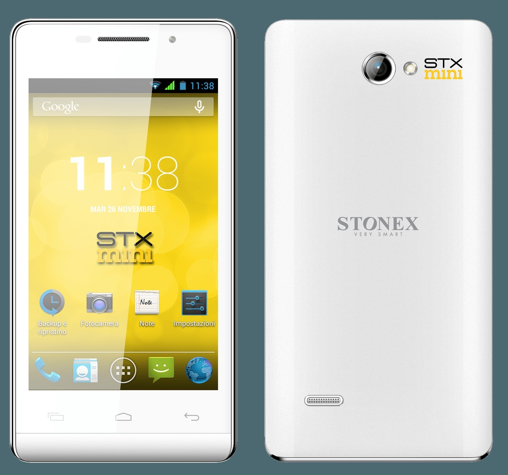 Stonex: in arrivo il nuovo STX mini!