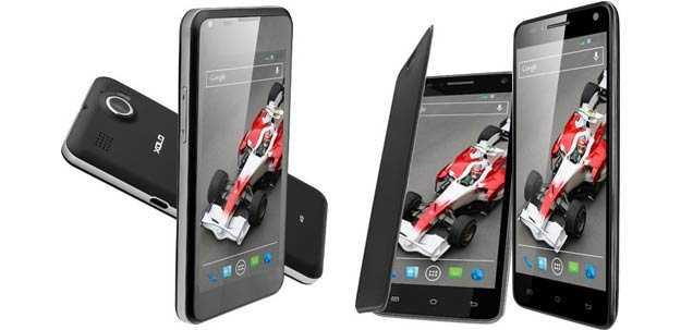 """Xolo Q3000 Sport 5.7 """" display FHD Con Massive 4000mAh ."""