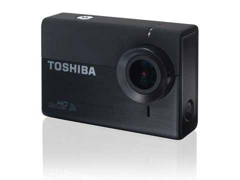 Camileo X-Sports, la nuova action Cam di Toshiba
