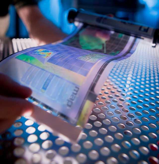 Samsung: TV OLED Flessibili per il CES 2014