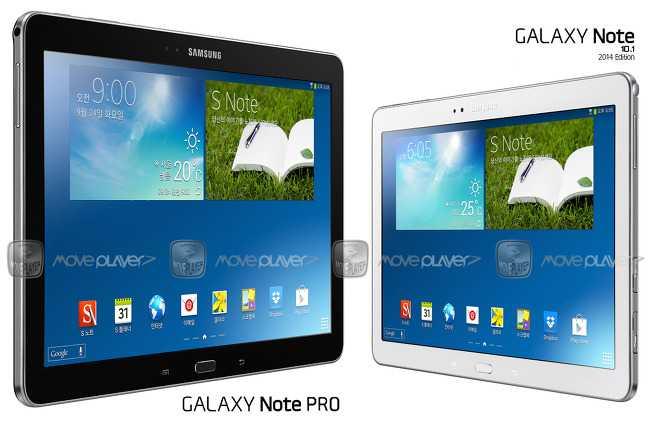 Samsung: tablet da 12.2″ si chiamerà Galaxy Note Pro?