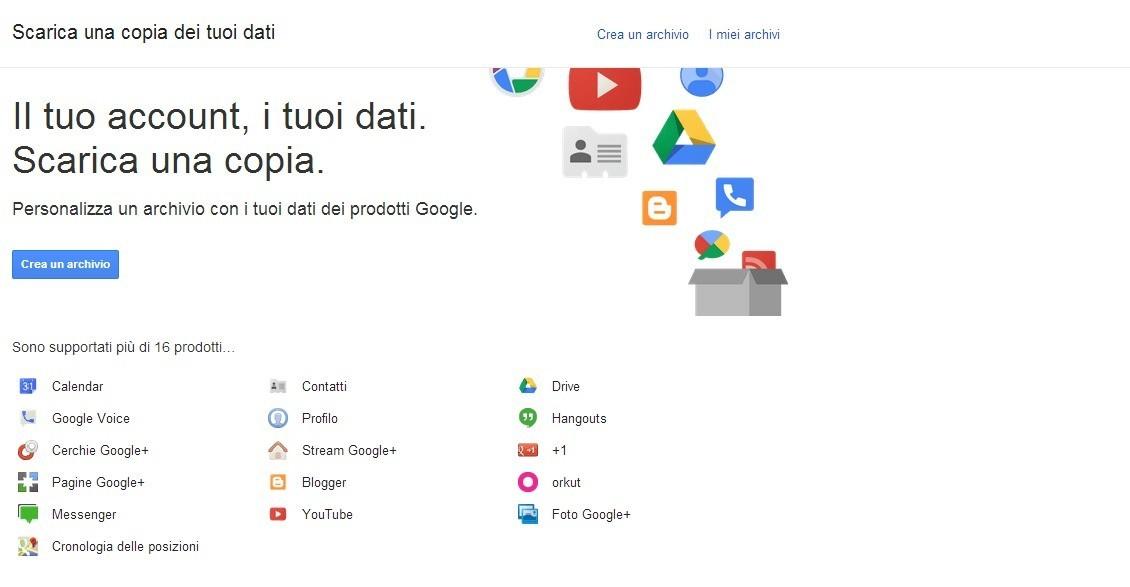 Google introduce il salvataggio locale di tutti i servizi principali!