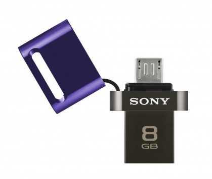 Sony: ecco le pendrive USB per PC, Smartphone e Tablet!