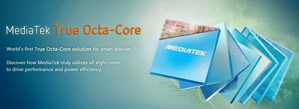 MediaTek: il primo chipset 4G LTE octa-core dovrebbe arrivare a Gennaio