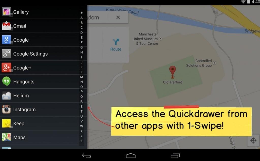quickdrawer