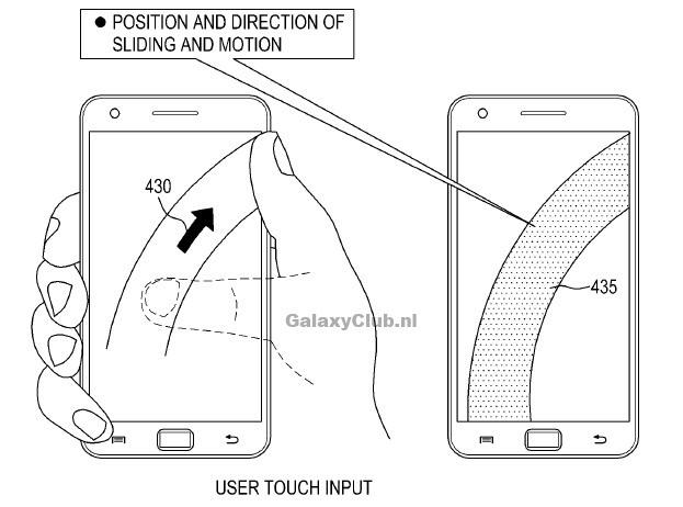 Samsung Galaxy S5: un brevetto mostra nuove caratteristiche