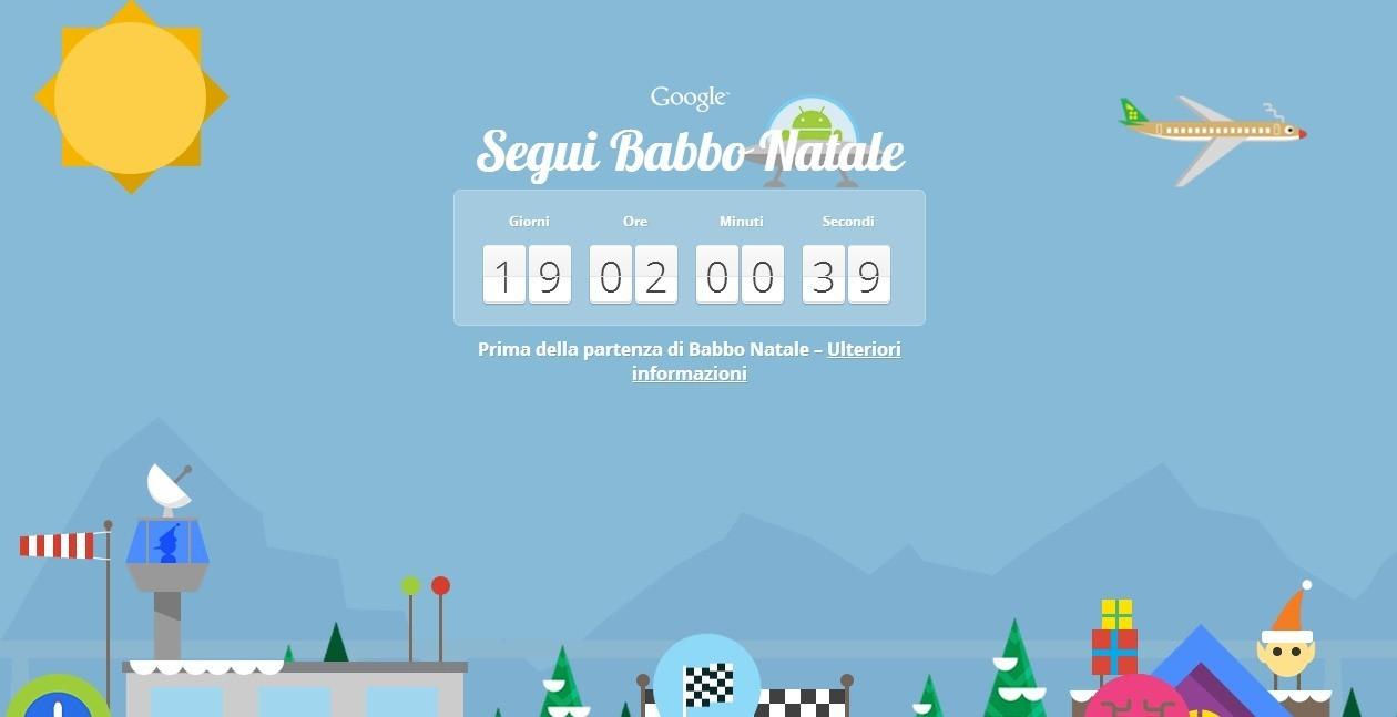 Google Santa Tracker Come Ogni Anno Inizia Il Conto Alla Rovescia