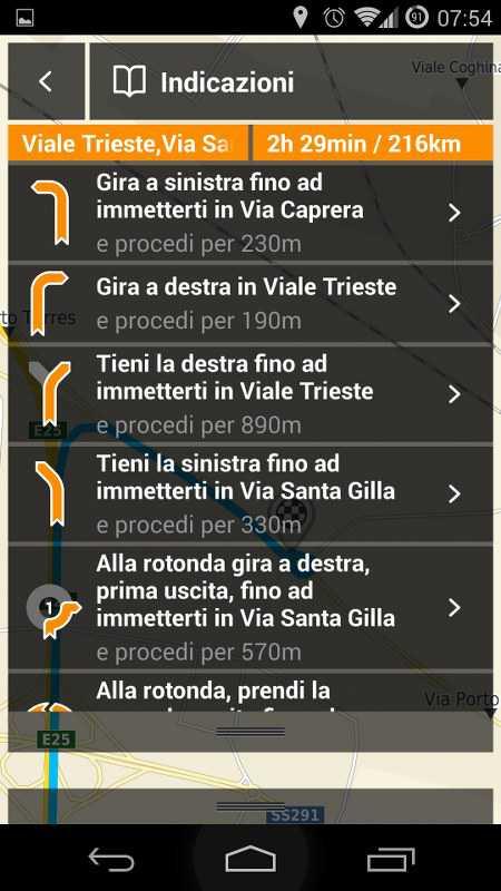 TuttoCittà NAV Italia: navigatore off-line gratuito!