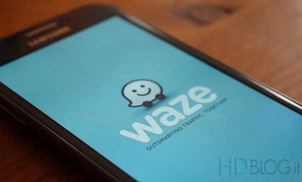 Waze si aggiorn: ricerca migliorata e menù principale più intuitivo