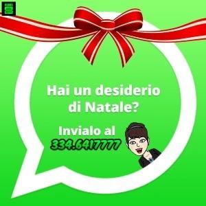 Babbo Natale Whatsapp.Babbo Natale E Su Whatsapp Newsdigitali Com