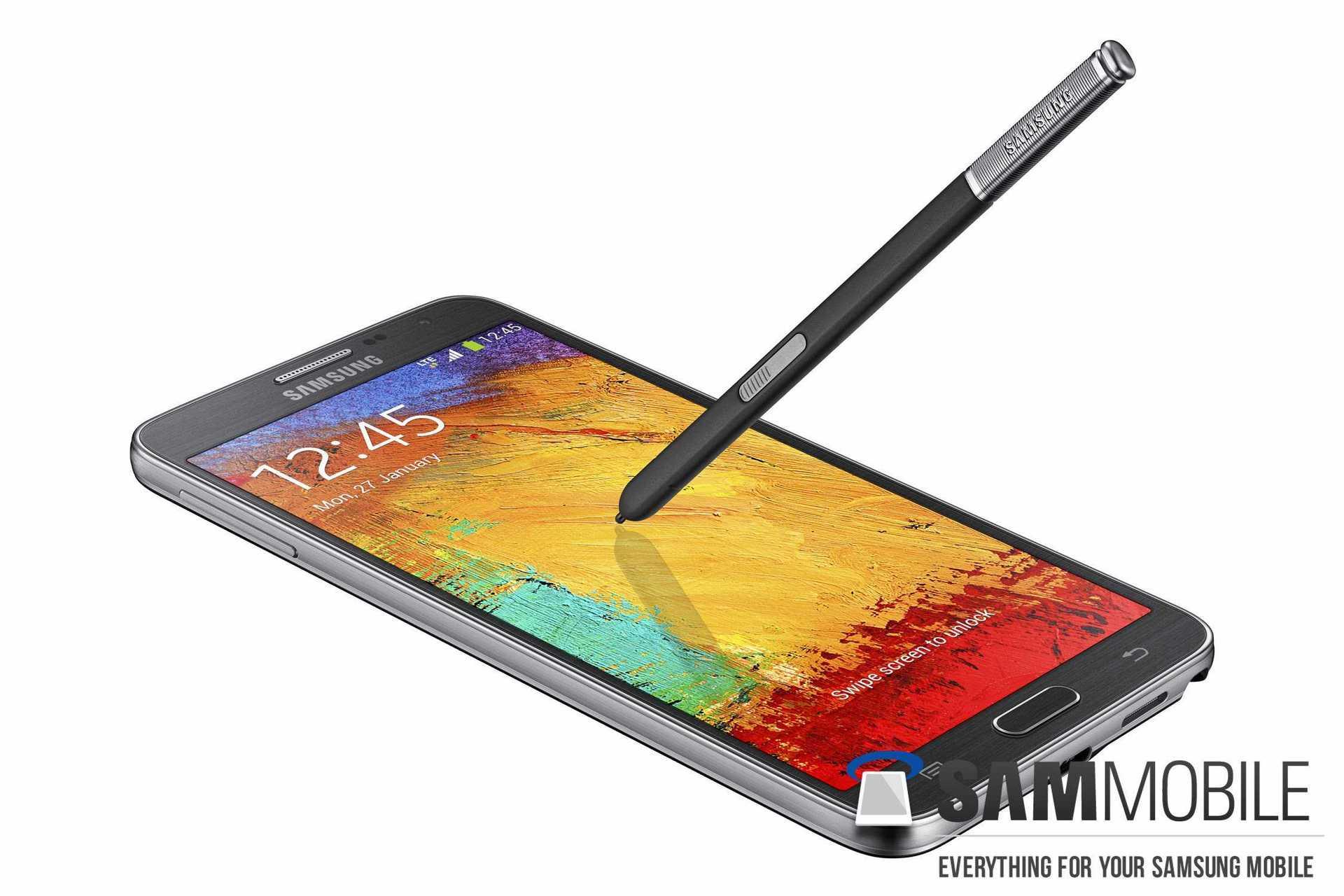 Galaxy Note 3 Video 4k: impressionante