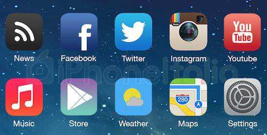 Il tema più scaricato su Android? Quello dell'iPhone con iOS 7!