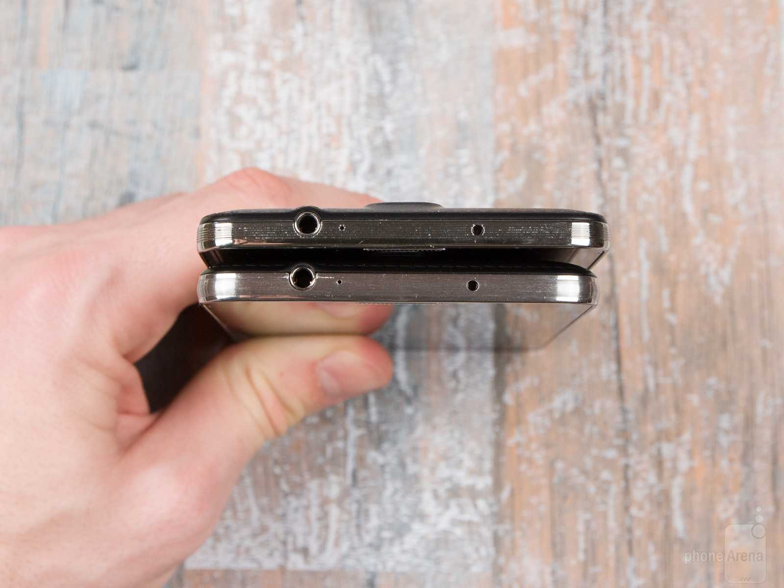 Galaxy Note 3 Neo a confronto con Galaxy Note 3