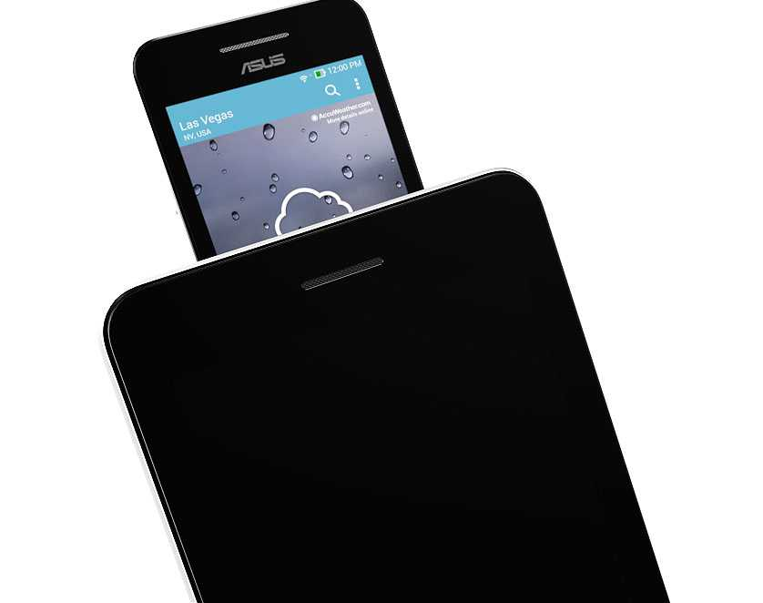 Arriva PadFone mini 4.3