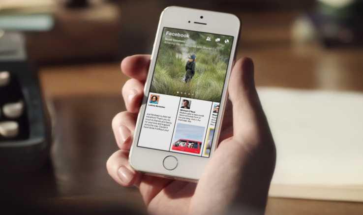 Facebook annuncia Paper, si parte il 3 Febbraio sull'Apple Store