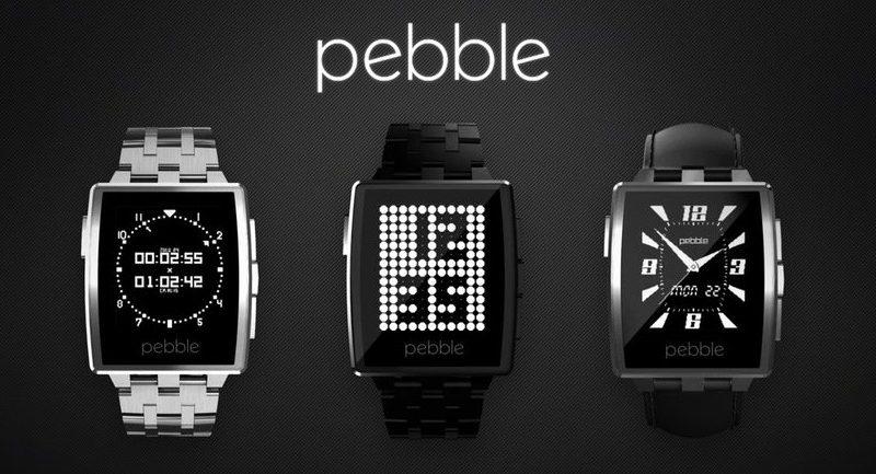 Pebble Steel – nuova variante dell'orologio intelligente in acciaio inox