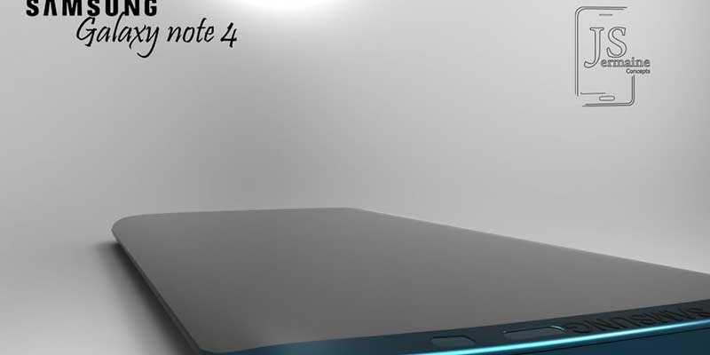 Samsung Galaxy Note 4 intravisto in un listino coreano
