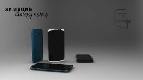 Galaxy S5 e il Galaxy Note 4 | 2 nuovi concept per immaginare uno splendido futuro