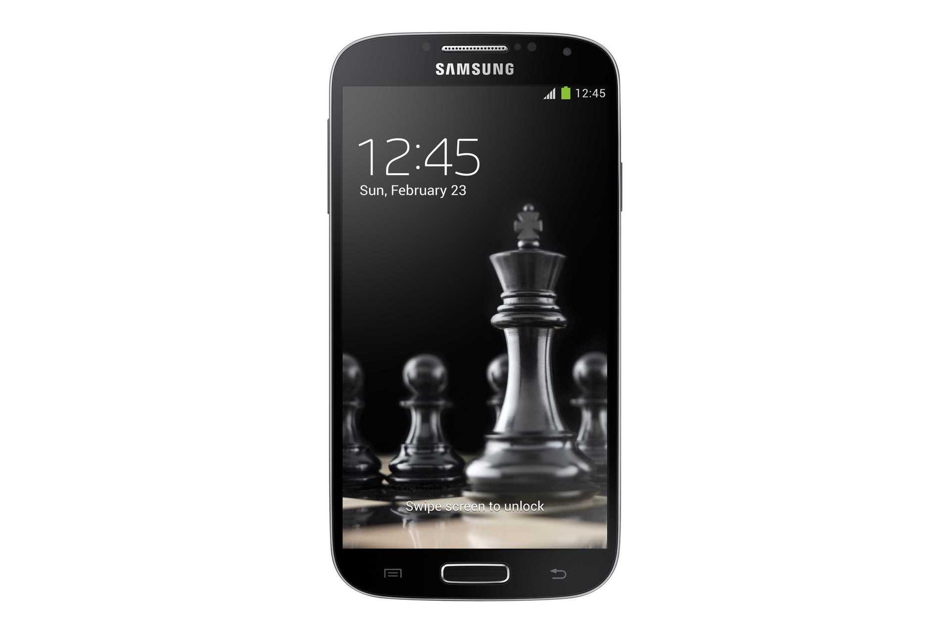 Samsung annuncia il Galaxy S4 e S4 mini in versione Black Edition