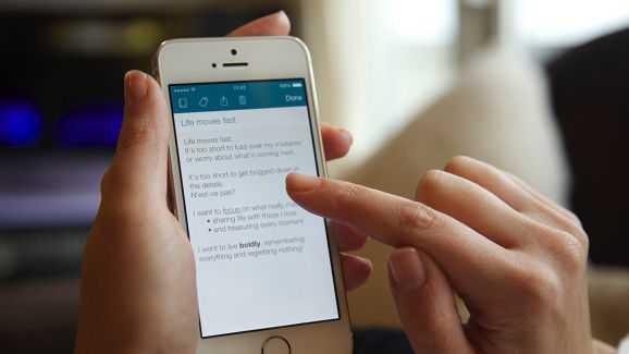SwiftKey arriva su iOS all'interno di un'app per prendere appunti