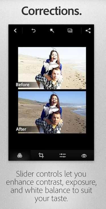 Photoshop Elements si aggiorna introducendo compatibilità con Android KitKat e nuove funzionalità