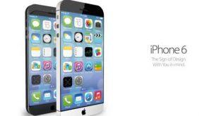 iPhone 6 confrontato,per dimensioni, con i device Android