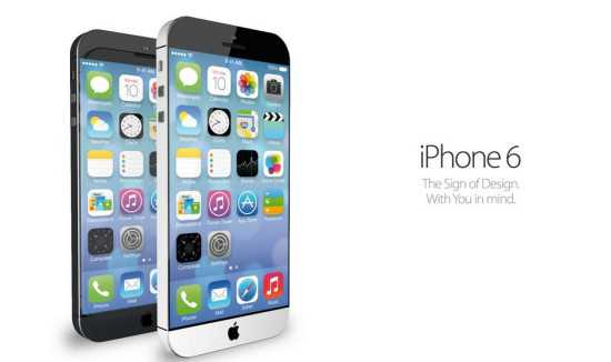 iPhone 6: ecco un elegante concept in video