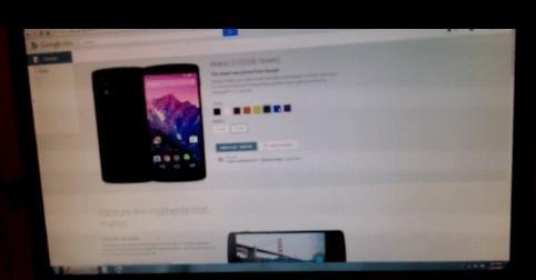 Google Nexus 5 | Video mostra l'arrivo di 8 nuove colorazioni!