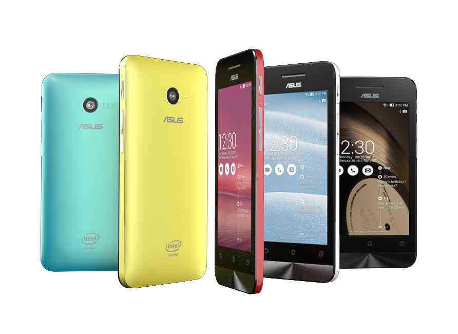 Asus Conferma Android 50 Lollipop Per Zenfone E Padfone