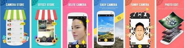 Camera360 update store