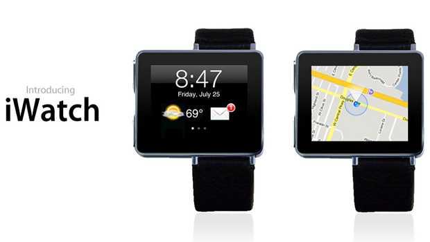 l'Apple iWatch includerà sensori ottici per la salute