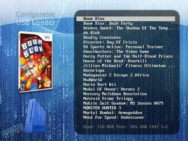 Guida | Come creare copie di backup di giochi Wii su Hard Disk