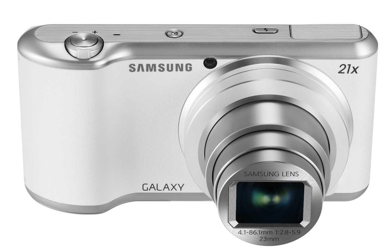 Samsung Galaxy Camera 2, comincia la vendita in Corea del Sud