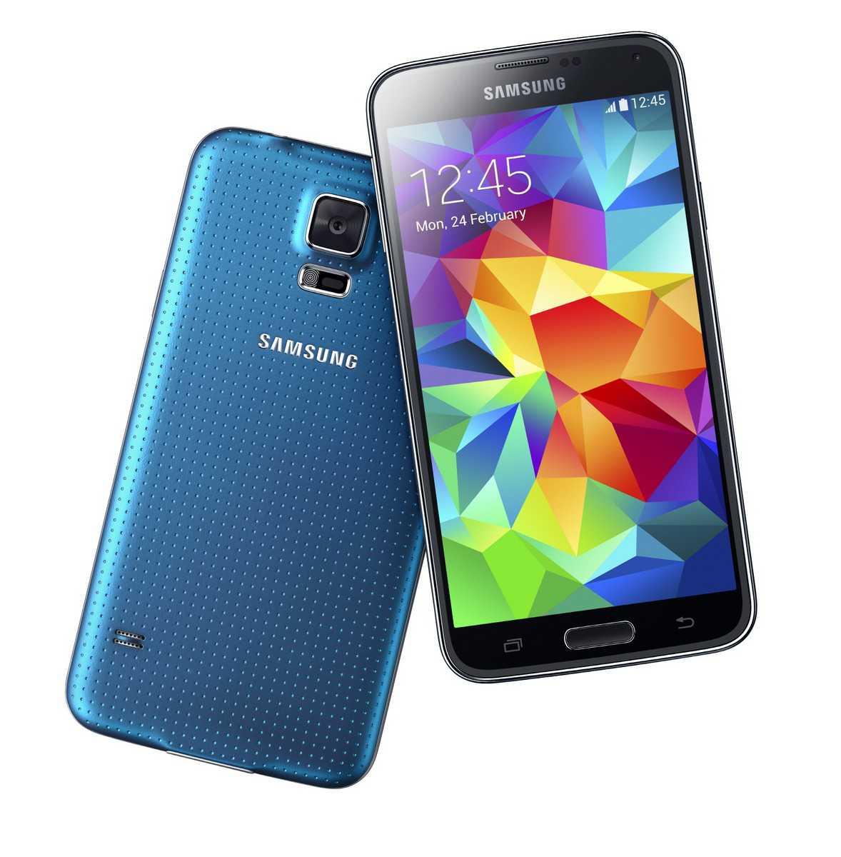 MWC 2014: primo hands-on ufficiale del Galaxy S5