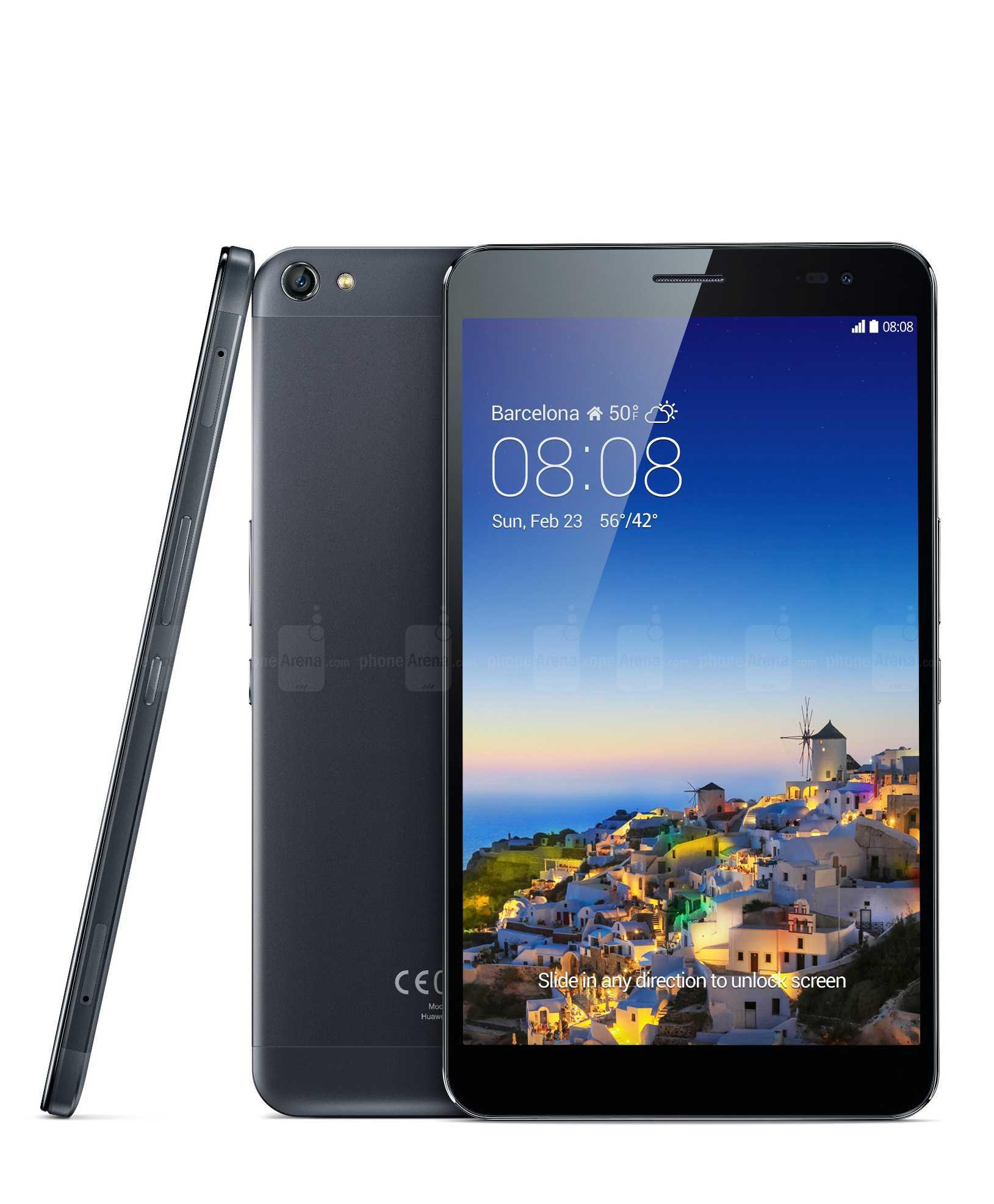 MWC 2014 | Huawei annuncia il MediaPad M1