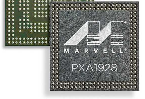 MWC 2014 | Nuovo processore Marvell Armada, 64 bit e 5 modalità LTE