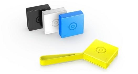 Nokia Treasure Tags | Arriveranno ad Aprile per non perdere più i nostri oggetti preziosi!