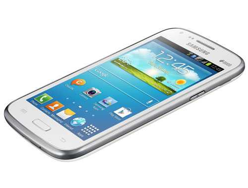 Flop Samsung con Galaxy Core Plus