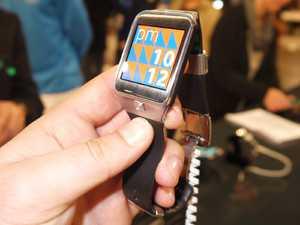 Samsung Galaxy Gear 2 Display