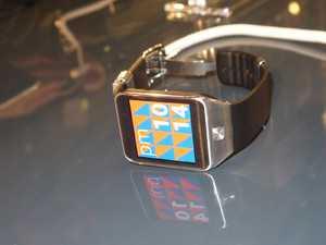 Samsung Galaxy Gear 2 Interface