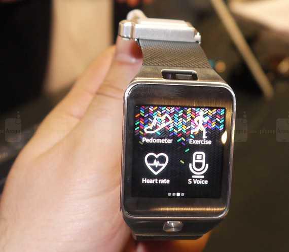 MWC 2014   Samsung Gear 2   Focus sulle caratteristiche tecniche